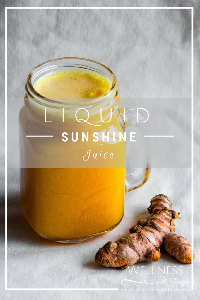 Liquid Sunshine Juice