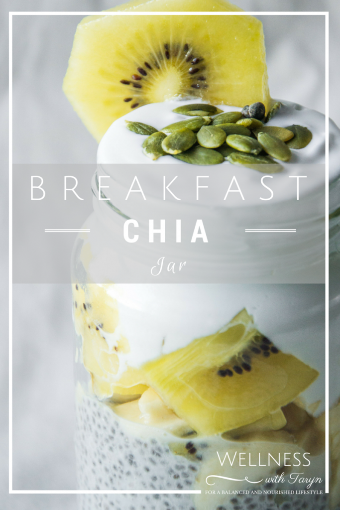 Breakfast Chia Jar 1