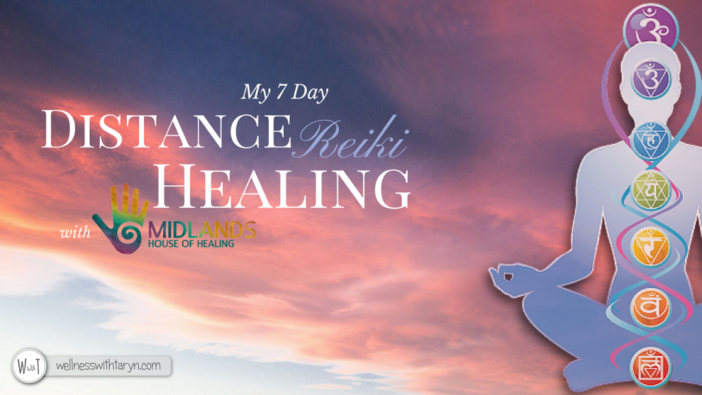 7 Day Distance Healing (Reiki) 1