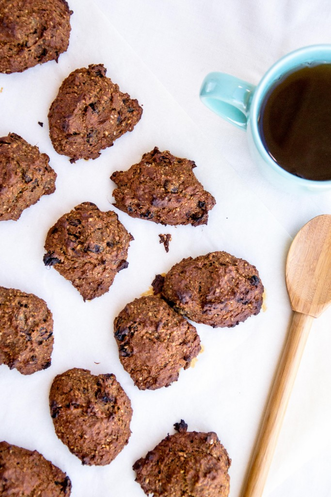 Cinnamon Spiced Muffin Cookies-13