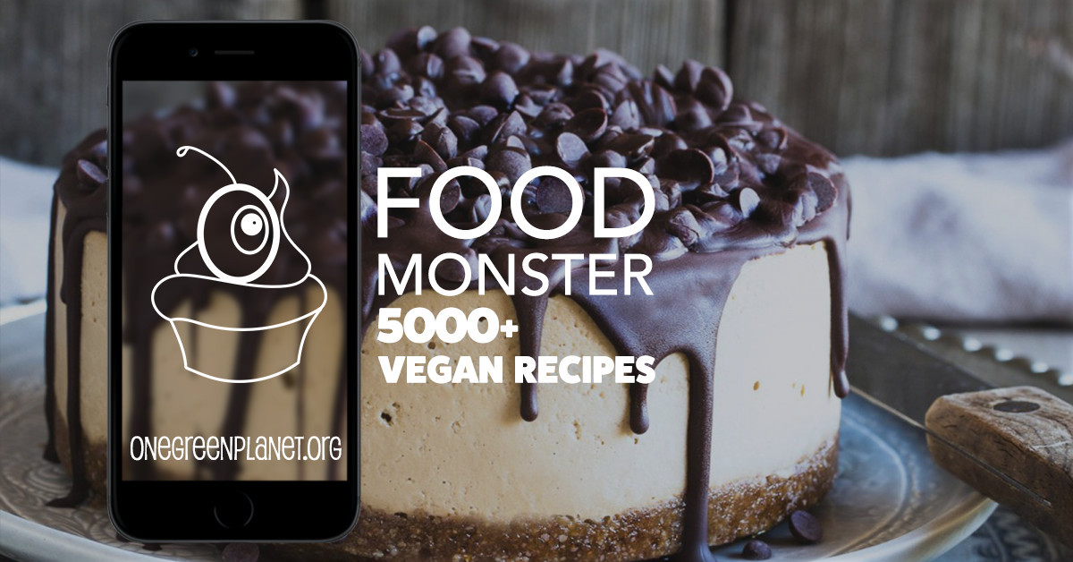 One Green Planet New Recipe App