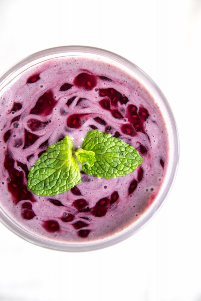 Blackcurrant Mint Chia Smoothie (34 of 43)