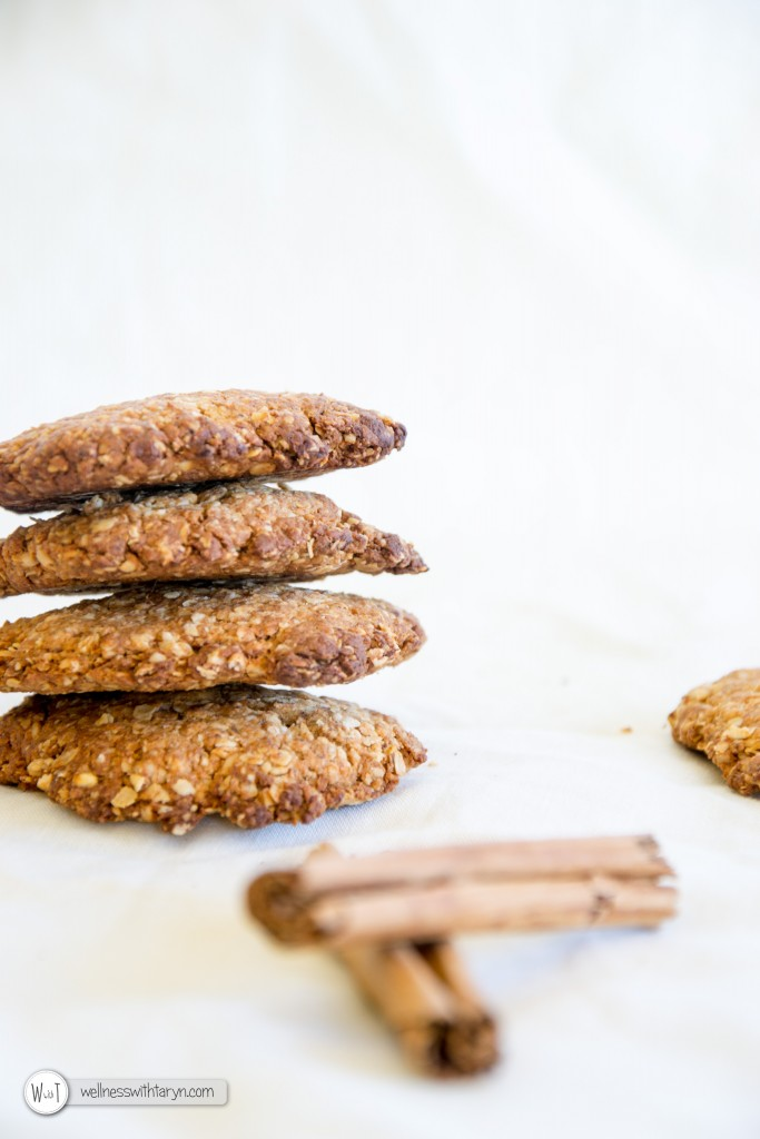 Cinnamon Oat Biscuits 14