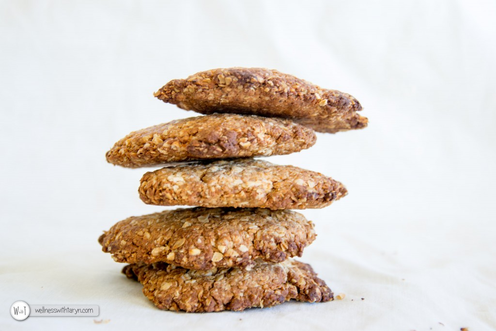 Cinnamon Oat Biscuits 17