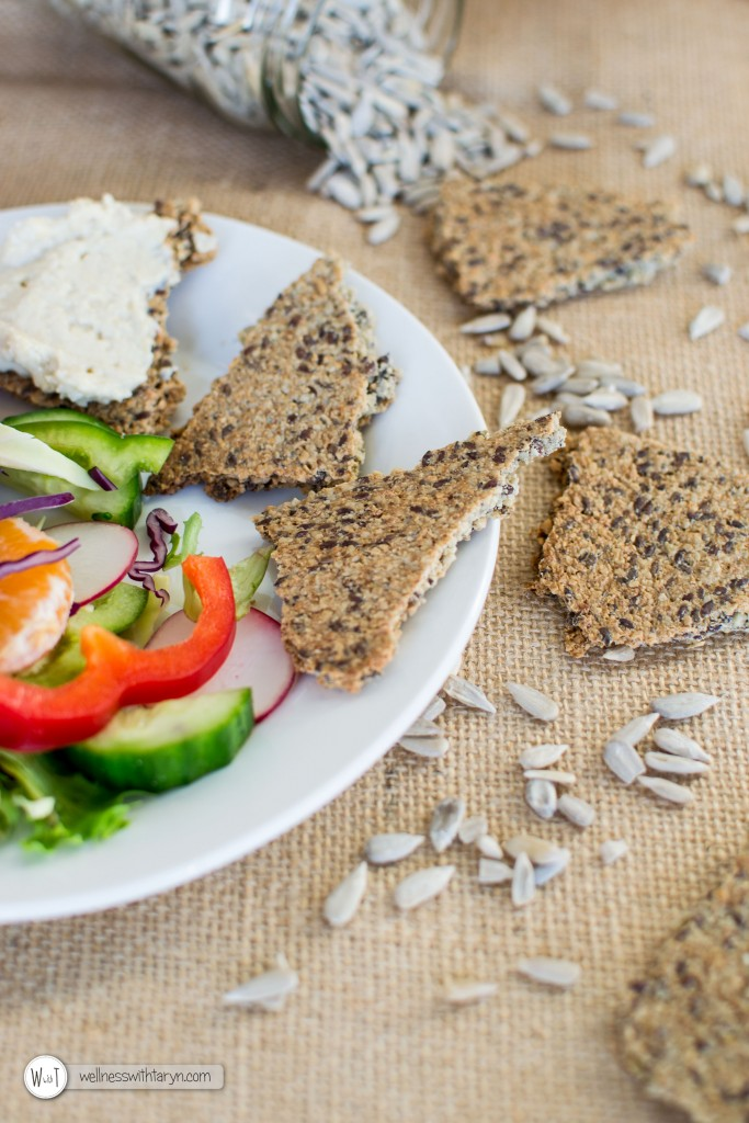 Garlic Onion Sunflower Seed Crackers (23 of 47)