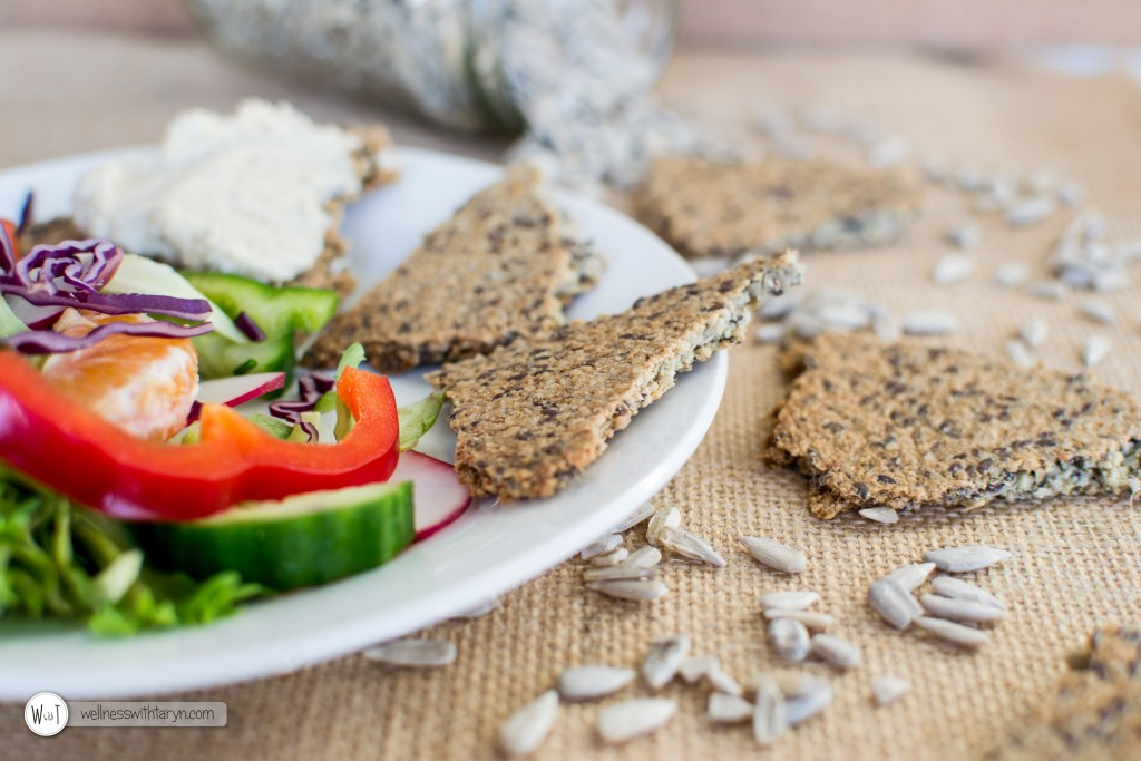 Garlic Onion Sunflower Seed Crackers (25 of 47)