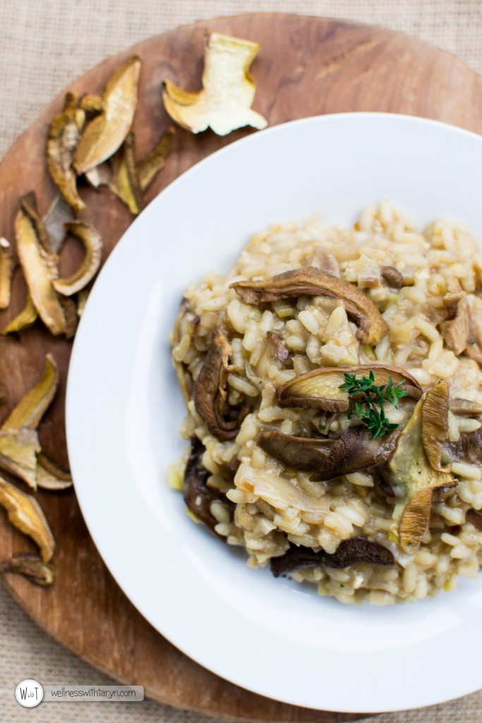 Wild Mushroom and Leek Risotto (43 of 67)