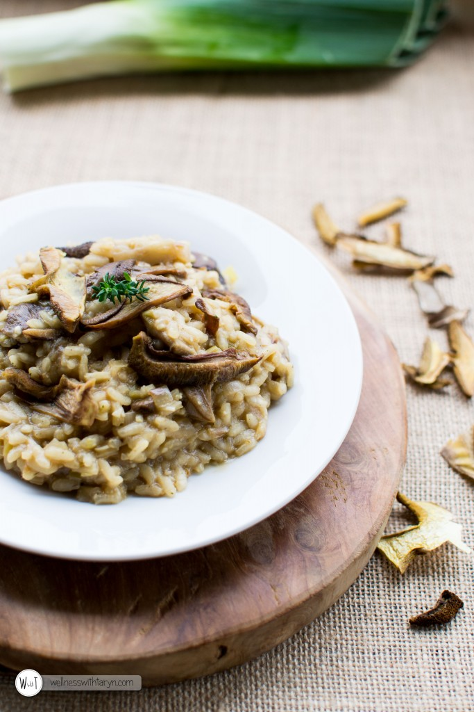 Wild Mushroom and Leek Risotto (60 of 67)