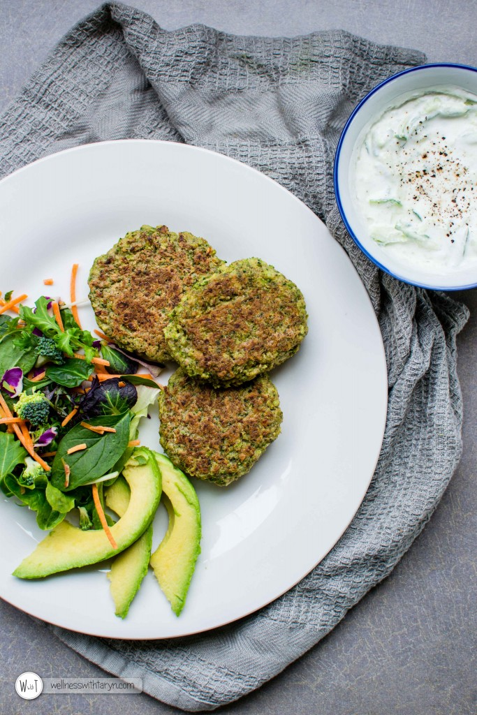 Buckwheat Broccoli Fritters (56 of 81)