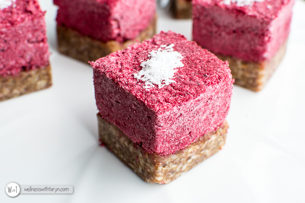 Beetroot Coconut Ice-9