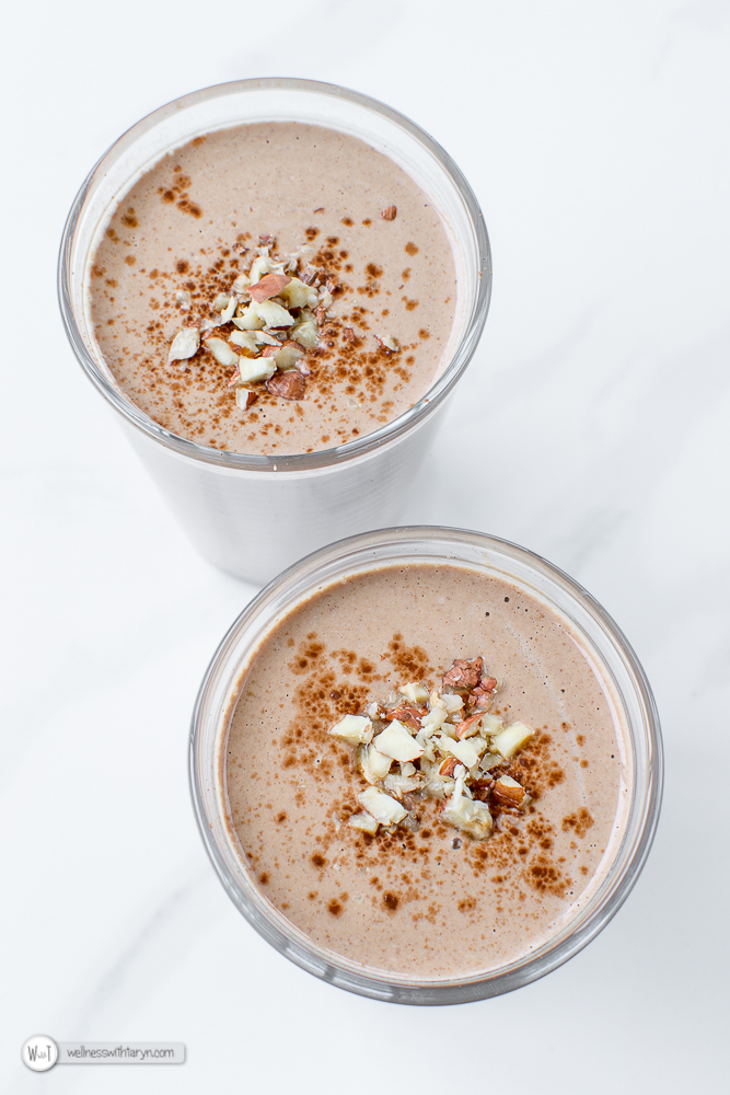 Chocolate Hazelnut Smoothie-1